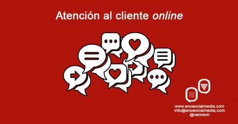 Atención al cliente redes sociales
