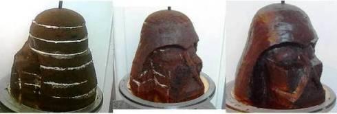 Así se hizo Darth Vader