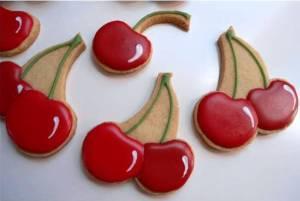 Galletas Cerezas de Sweet Mary