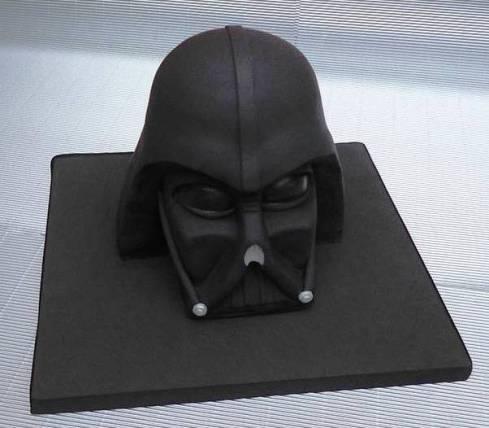 Y así quedó Darth Vader, de Sweet Mary
