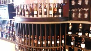 Atención al cliente de vino