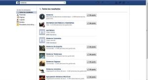 Moteros en facebook