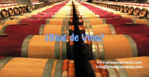 Blog de vino y bodega