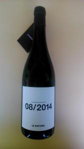 Cómo llamar la atención de una botella con la etiqueta: Le Naturel de Vintae