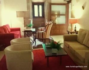 Alternativas en el hotel con encanto. www.hotelcapellania.com