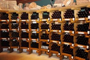 Venta de vinos en bodega y enoturismo