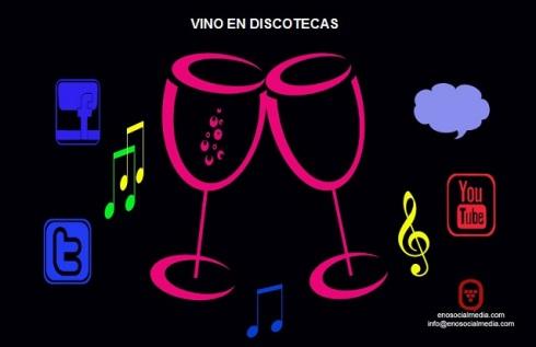 Vino y discotecas