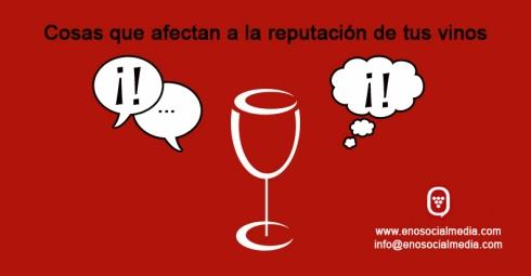 Errores que afectan a la reputación de tus vinos