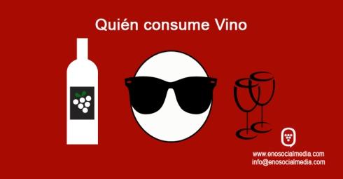 Quién bebe vino