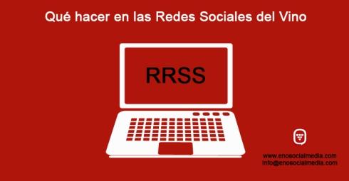 Como gestionar las Redes Sociales de Bodega