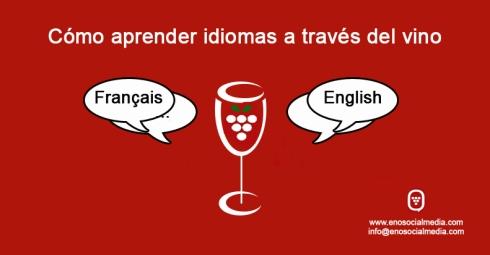 Aprender inglés con vino