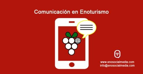 Comunicación en Enoturismo en Internet