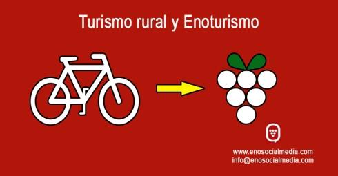 El turista rural y el enoturista o turista del vino