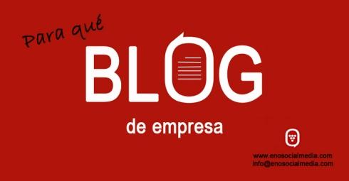 Blog para bodega