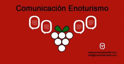 Comunicación blog redes sociales Enoturismo