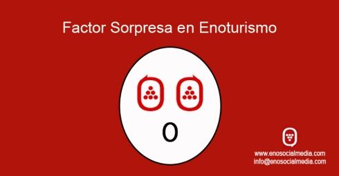 Sorpresa en Entoturismo