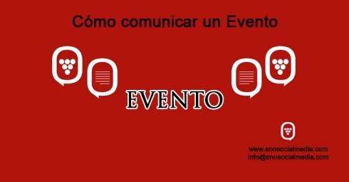 Difundir un Evento en redes sociales