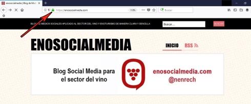 Blog de Social Media para Enoturismo